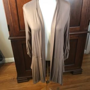 Open Front Cardigan. NWT